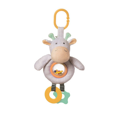 Giraffe Rattleball Activity Toy