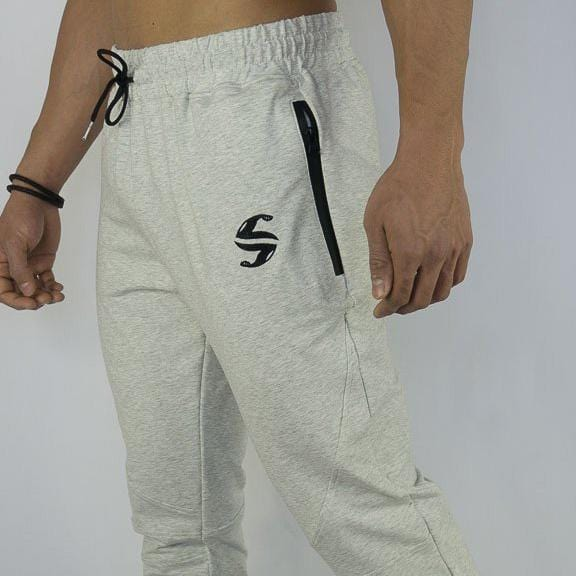 Aero Jogger - Sweat Industry Apparel White space dye Front