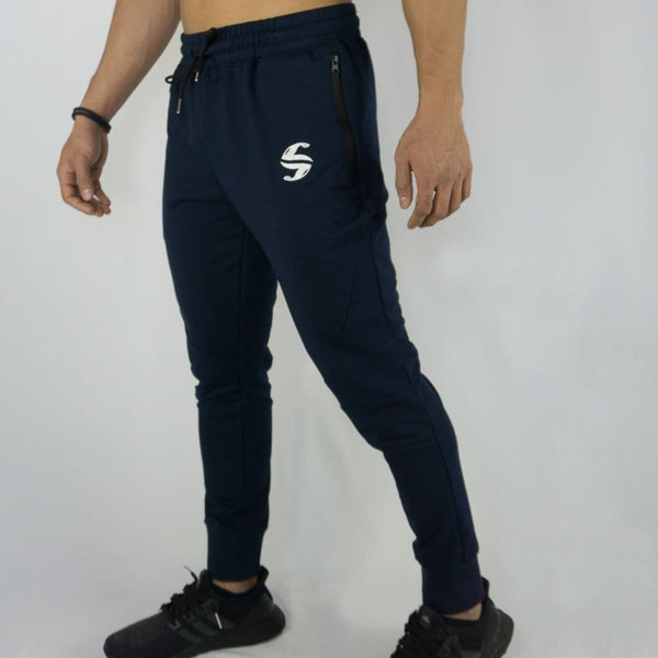 Aero Jogger - Sweat Industry Apparel Midnight blue Front