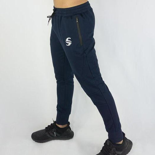 Aero Jogger - Sweat Industry Apparel  Midnight blue Side