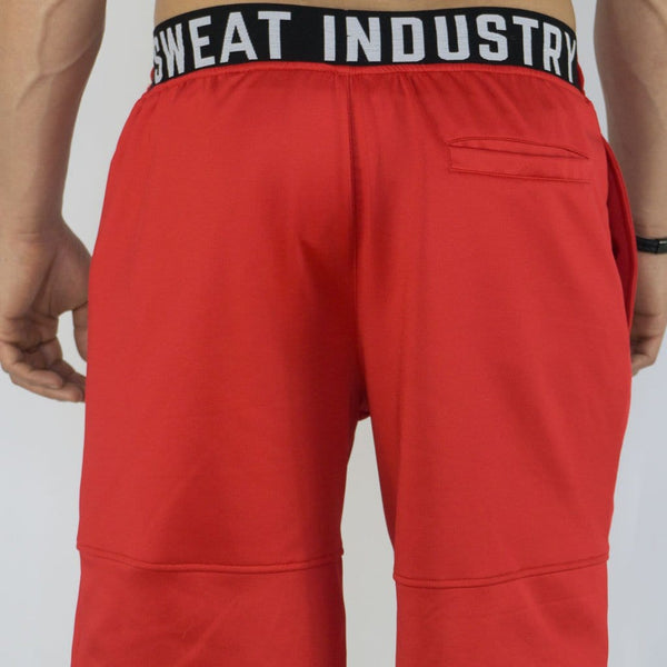 Cyclone Shorts - Sweat Industry Apparel Scarlett Back