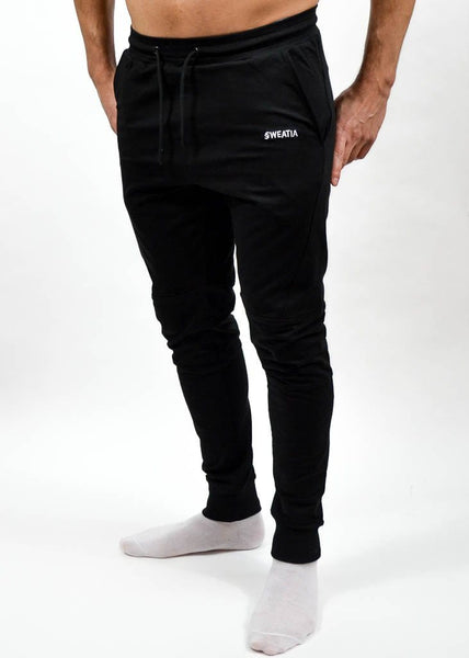 Apex Jogger - Sweat Industry Apparel Black Side