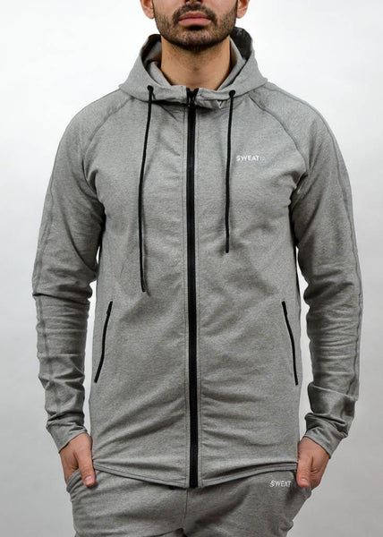 Apex Hoodie - Sweat Industry Apparel Stone Front