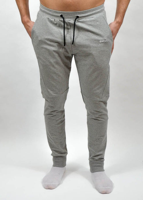 Apex Jogger - Sweat Industry Apparel Stone Front