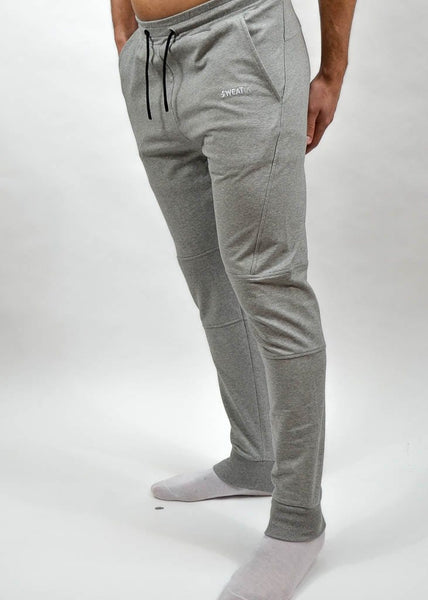 Apex Jogger - Sweat Industry Apparel Stone Side