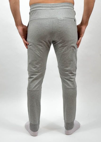 Apex Jogger - Sweat Industry Apparel Stone Back