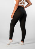 Sweatia Ethereal Leggings - Black-Back