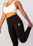Sweatia Ethereal Leggings - Black-side