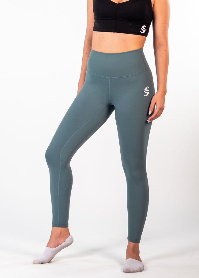 Ethereal 7/8 Leggings - Sweat Industry Apparel Ocean Side