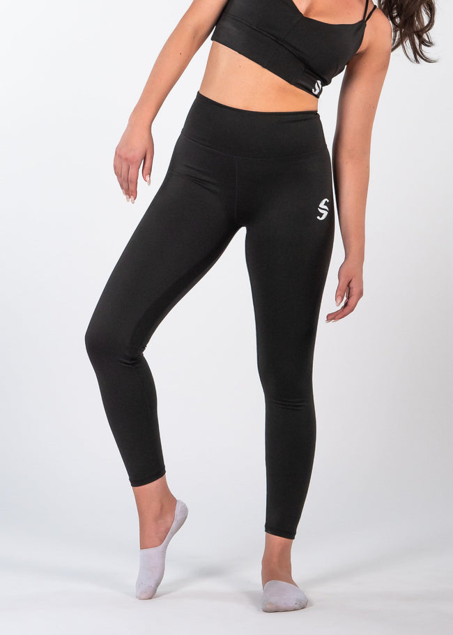 Essential Leggings - Black