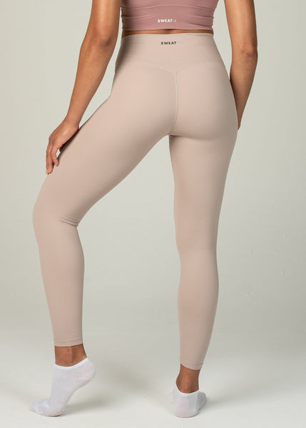 Ethereal 2.0 7/8 Leggings - Sweat Industry Apparel Nude Back