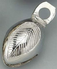 "1.5"" H Chrome Plated Acorn Bell"