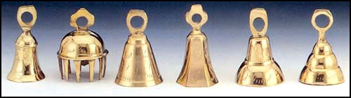 "4"" Brass Bell (Individual)"