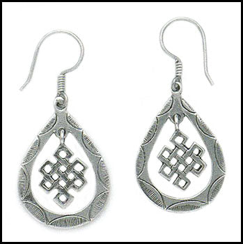 Eternal Knot Earrings
