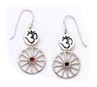 Peaceful Spirit Earrings