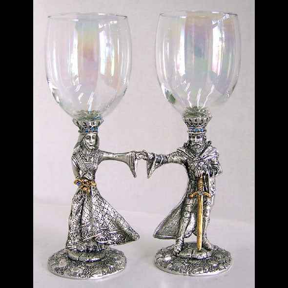 Arthur & Guinevere Glasses