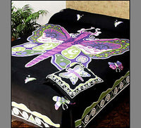 Lady Butterfly Tapestry