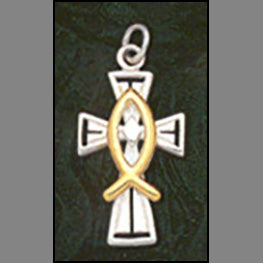 Faith Cross Pendant