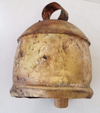 "3"" x 4"" Dome Top Tin Bell (Individual)"