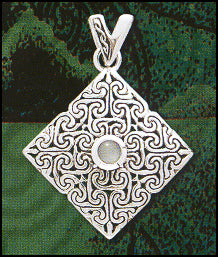 Still Center Pendant