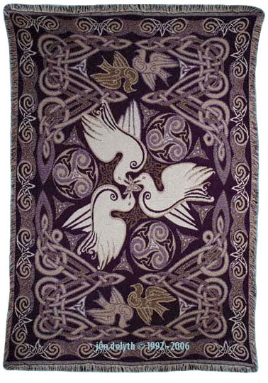 Doves Throw