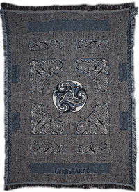 Lindisfarne Throw