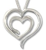 Eve's Heart Pendant