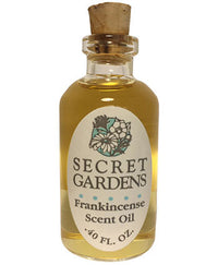 Frankincense Secret Gardens Scent Oil w/ Cork Top