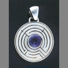 Labyrinth Pendant