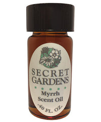 Myrrh Secret Gardens Scent Oil