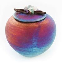 Raku Mini Dream Jar