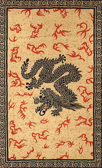 Chinese Dragon Tapestry