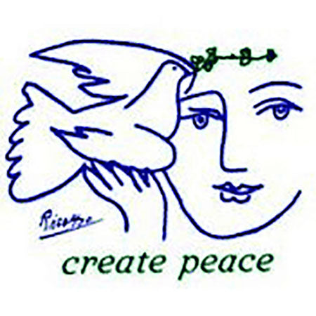 Create Peace T-Shirt