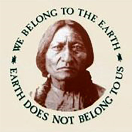 We Belong To The Earth T-Shirt