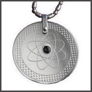 Wellness Pendant - Model A - Grounding