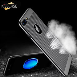 Ultra Thin Heat Dissipation Case For iPhone 5, 5S, 5C, SE, 6, 6 Plus, 6S, 6S Plus, 7, 7 Plus, 8, 8 Plus, X, XR, XS, XS Max, 11, 11 Pro, 11 Pro Max