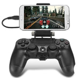 DOBE Mobile Phone Mounted Stand for Sony PlayStation 4 Wireless Controller