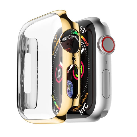 CRESTED Screen Protector Case For Apple Watch Series 1, 2, 3, 4, 5 - 6 colours available