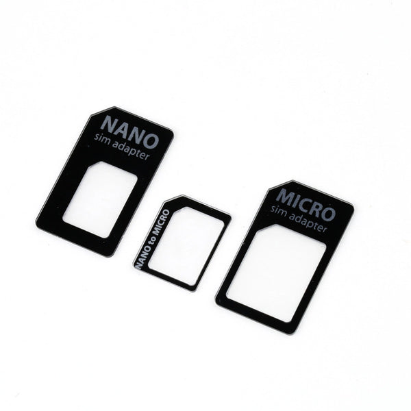 3 in 1 Sim Card Adapter Kit by OXA - Titanwise