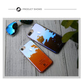 Floveme Gradient Case For iPhone 6, 6 Plus, 6S, 6S Plus, 7, 7 Plus by Floveme - Titanwise