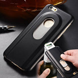 Bottle Opener 2 in 1 Case for iPhone 5, 5S, SE, 6, 6S, 7 by Ali Goods - Titanwise