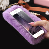 Fluffy Fur Case for iPhones and Samsung Galaxy Phones