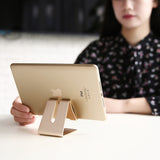 Aluminium Desktop Universal Tablet Stand - Available in 7 colours by Kisscase - Titanwise