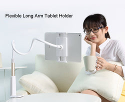 Flexible Arm Table Universal Tablet Stand by Vpower - Titanwise