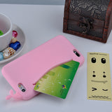 Cute Whale Storage Case for iPhone 4, 4S, 5, 5S, 5C, SE, 6, 6S, 7 Pink / For iPhone 4, 4s by Meaford - Titanwise
