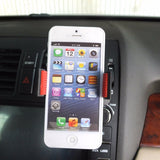 Universal Car Air Vent Mobile Phone Holder by Jake Secer - Titanwise