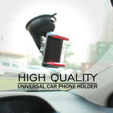 Universal Windshield or Dashboard Car Mobile Phone Holder