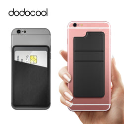dodocool Universal Ultra-slim Self Adhesive Stick-on Wallet
