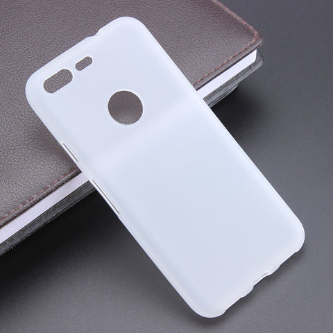 Slim Silicone Gel Case For Google Pixel