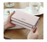 Forever Young Triple Layer Folding Women's Wallet Purse